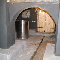 image:Biochar plaster for wine cellars